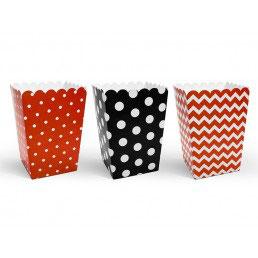 Box Decorati per Popcorn 6pz