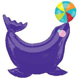 Palloncino foca