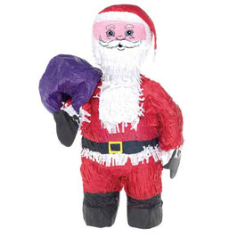 Piñata Babbo Natale