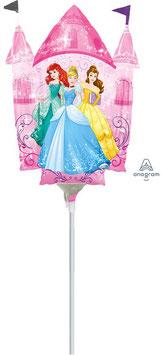 Palloncino Mini Shape Principesse castello