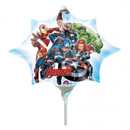 Palloncino Mini Shape Avengers