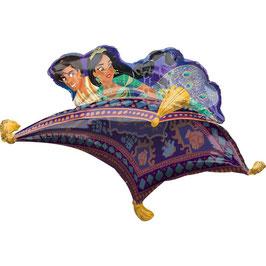 Palloncino tappeto volante Aladdin