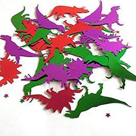 Confetti dinosauri