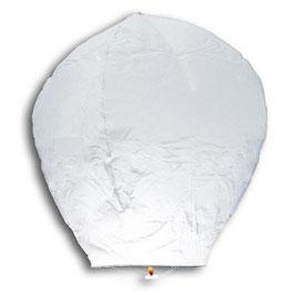 Sky Lantern volante Bianco