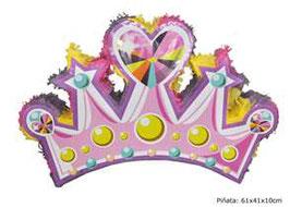 Piñata corona