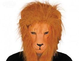 Maschera leone