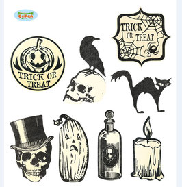 Stikers Halloween