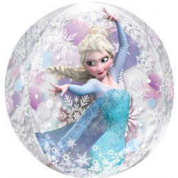 Palloncino Orbz Frozen 1 pezzo 41 cm