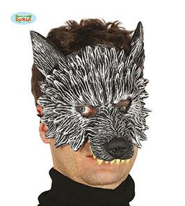 Maschera lupo