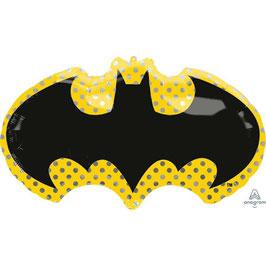 "Palloncino 30"" Super Shape Emblema Batman ""Justice League"""