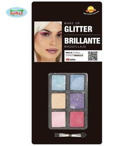 Palette glitter unicorno