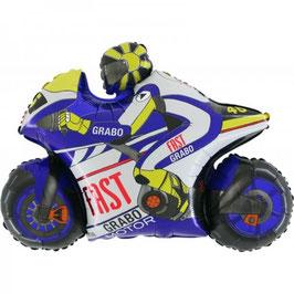 Palloncino Super Shape mylar GP Moto