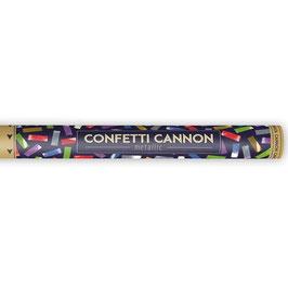 Cannon Sparacoriandoli Multicolor Metallizzati 40cm