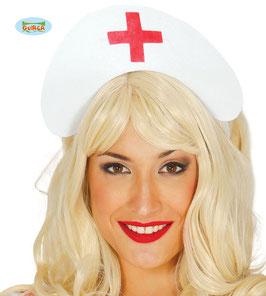 cappellino infermiera