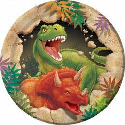 Piatto Piccolo Dinosauro