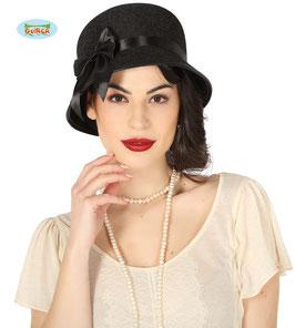 Cappello anni 20 lady