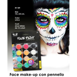 Make up 12 colori