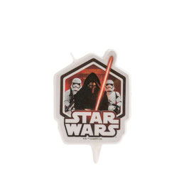Candelina Piatta Star Wars