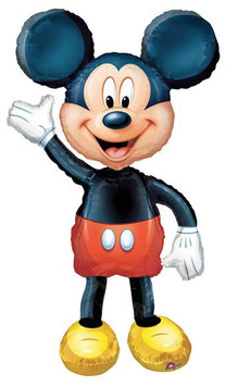 Palloncino Air Walker Mickey