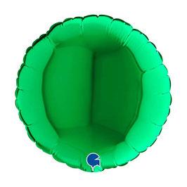Palloncino Mylar Circolare 45 cm