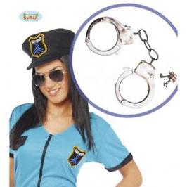 Manette polizia