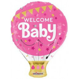 Palloncino welcome baby