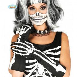 Guanti scheletro