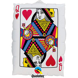 Palloncino carta da gioco