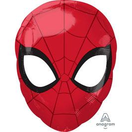 "Palloncino 19"" Junior Shape mylar Spiderman Animated"