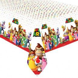 Tovaglia Super Mario