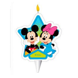 Candelina Minnie e topolino