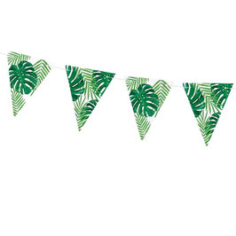 """Bandierina Foglie di Palma """"Palm Leaf"""" 2mt"""
