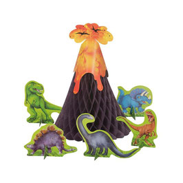 "Centrotavola Dinosauro ""Dinosaur Adventure"" 6pz"
