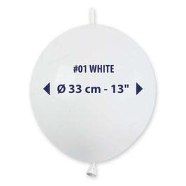 Palloncini Lattice Link 100 pezzi 33 cm