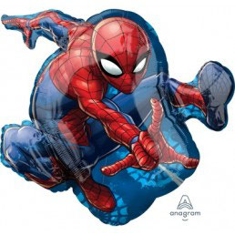 Super shape spiderman animato