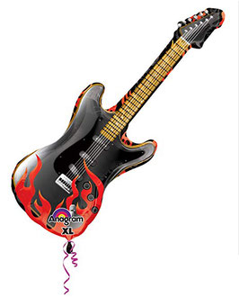 Palloncino chitarra