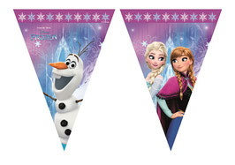 Bandierine Disney Frozen