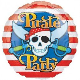 Palloncino  Pirate Party