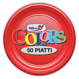 Piatti Piccoli 50pz
