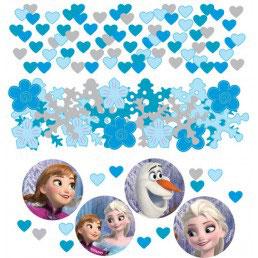 confetti decorativi disney frozen