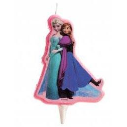 Candelina Frozen Sagomata