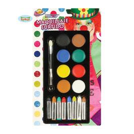 Make up palette e matite