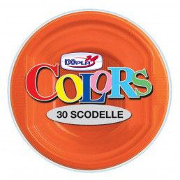 Scodelle Arancio 30pz