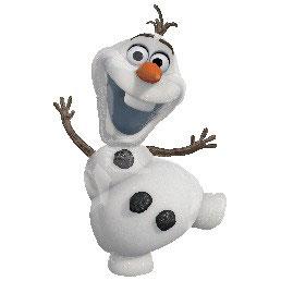 Palloncino Frozen Olaf grande