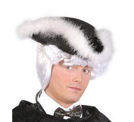 Cappello con piume