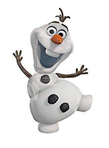 Palloncino Mylar Frozen Olaf 1 pezzo 58x104 cm