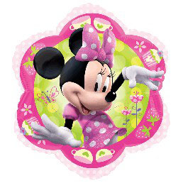 Palloncino Minnie flower