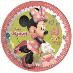 Piatti grandi Minnie