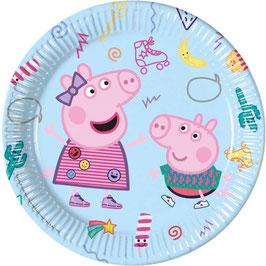 Piatto Grande Peppa Pig