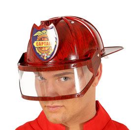 Elmetto capitano dei pompieri